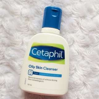 Cetaphil Oily Skin Cleanser (125ml)