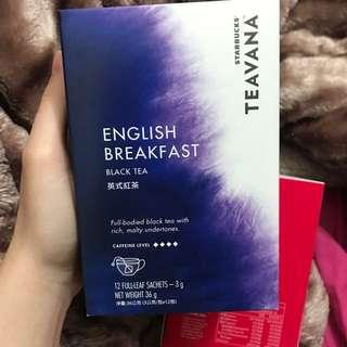 星巴克英式紅茶