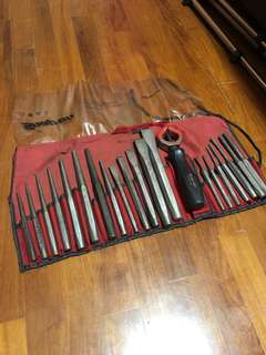 Snap-On Tools Punch & Chisel Set