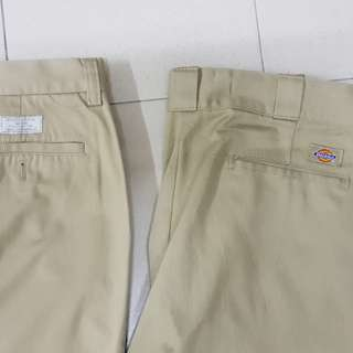Dickies & Gap Chino Combo