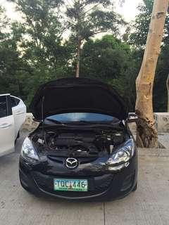 Mazda 2 5 Doors 2012