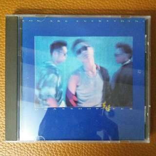 「CD」GRASSHOPPER 草蜢 ~ YOU ARE EVERTHING (1991 Hong Kong)