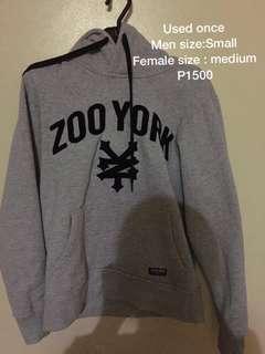 Zooyork hoodie