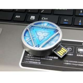 FLASHDISK IRON MAN LOGO