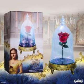 Camino Beauty and the Beast Enchanted Rose Bluetooth Speaker