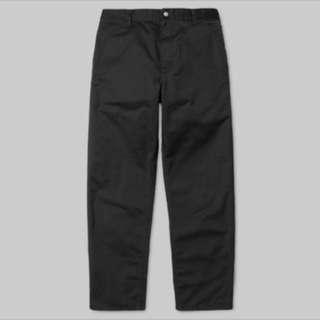 Carhartt直筒褲