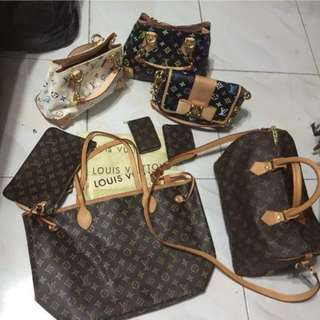 RESELLERS!!!! BUNDLE SALE LOUIS VUITTON