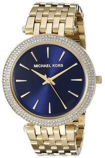 Brand New Michael Kors Gold Watcv