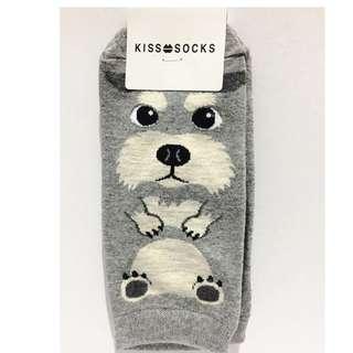 10 pcs - Kiss Socks Made in Korea - Characters #0007 -
