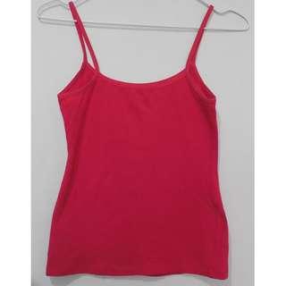 📌-20% M & S Red Spaghetti Shirt