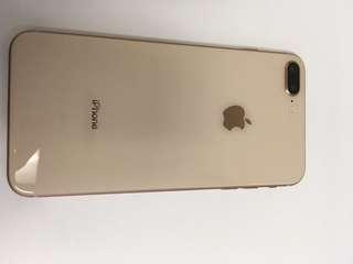 iPhone 8plus 64gb gold unlocked