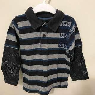 Pumpkin Patch Boy Long Sleeve Shirt