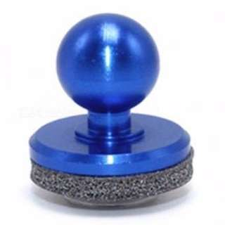 1 set (2pc) joy stick it suction joystick for touchscreen phone/tablet (blue)