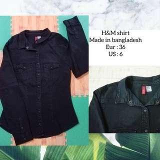 H&M Kemeja Cewek