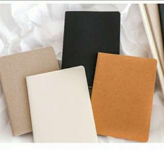 Best-seller 4pcs Notebooks