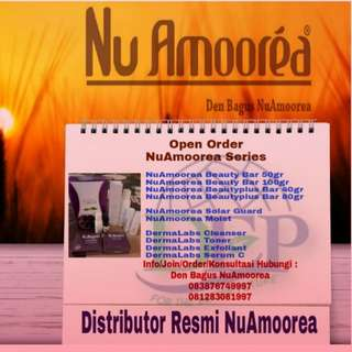 NuAmoorea Beautyplus Bar 40gr