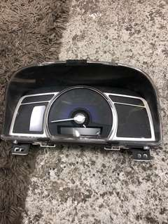 Honda Civic hybrid meter