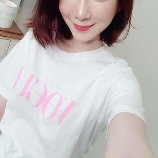 全新轉賣蜜糖姐T-shirt