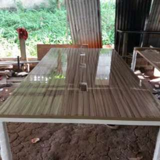 Meja Kantor / Working Table / Meeting Table