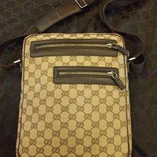 Gucci側背包(正品)