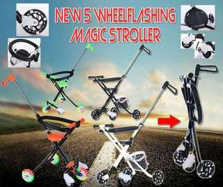 New Magic Stroller