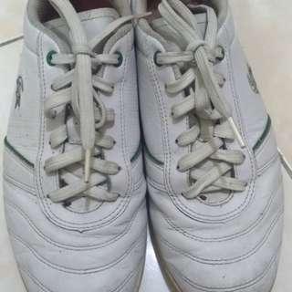 Original Lacoste White Rubber Shoes