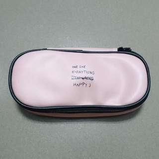 🚚 全新✨粉色鉛筆盒/鉛筆袋