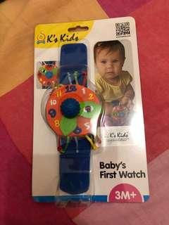 BrandNew K's Kid First Watch Toy