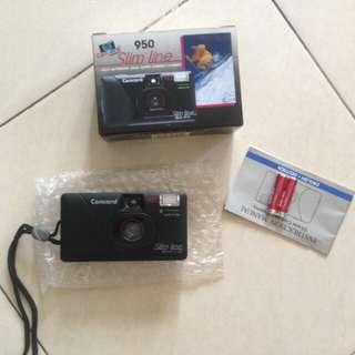 Kamera analog pocket tustel