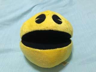 Pac-Man plushie!