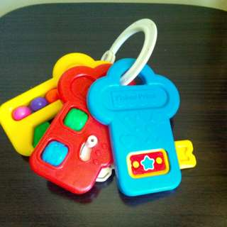 Fisher Price Rattle