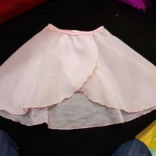 Dancepointe ballet skirt