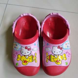 Crocs Hello Kitty