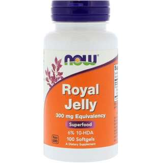 Royal Jelly 蜂王乳,100粒