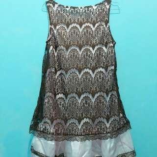 Dress cantik #FISIPUNIS