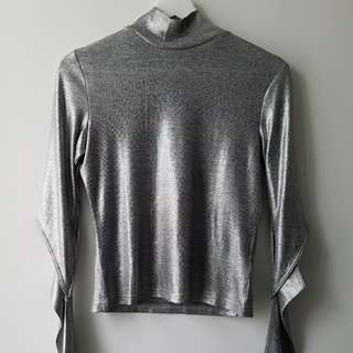 CHEAP MONDAY Crew Neck Top
