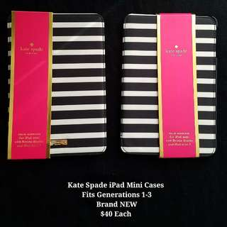 Kate Spade IPad Mini Cases Gen 1-3