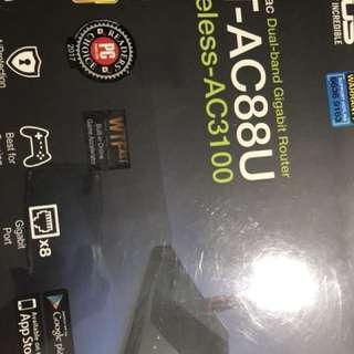 Brand new sealed AC88U ASUS
