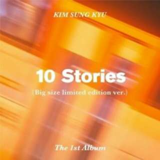 [PREORDER] Kim Sung Kyu 10 Stories Limited Edition