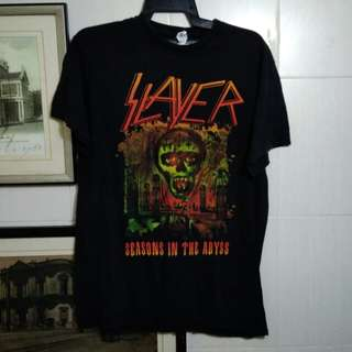 Slayer band tshirt