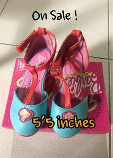 Barbie sandals kids
