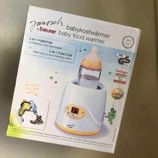 Beurer Baby Bottle Warmer
