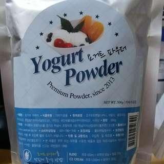 Korean Yogurt premium powder 500g(韓國名牌乳酪粉)