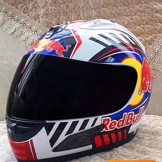 Red Bull Full face Helmet