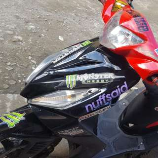 Honda type rusi 125 complete update papers