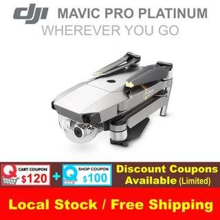 DJI MAVIC Pro PLATINUM