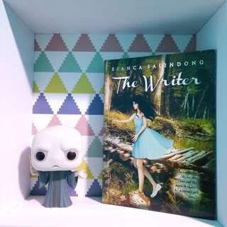 The Writer by Bianca Salindong