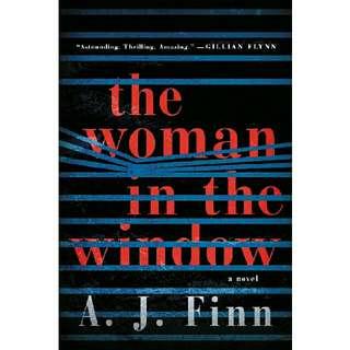 (Ebook) The Woman in The Window - A.J. Finn