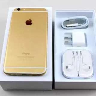 Iphone 6 plus 64 gb 98% new no dent.