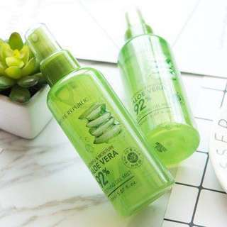 Nature Republic Aloe Vera 92% Soothing Gel Mist [150ml]